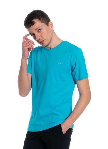 Slazenger Tişört Mavi